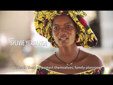 Protecting vulnerable young women in Burkina Faso