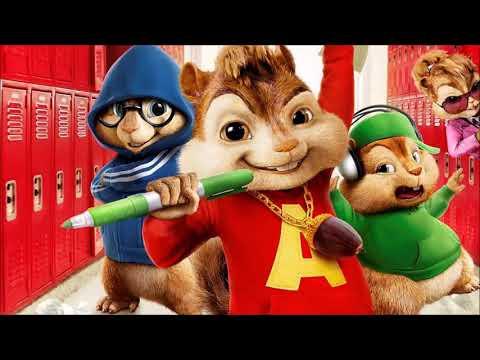 Alvin ve sincaplar İSYAN ATEŞİ (harika)