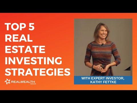 Kathy Fettke's Top 5 Real Estate Investing Strategies for 2018