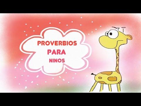 La biblia proverbios para ni os 5 youtube - Dibujos de pared para ninos ...