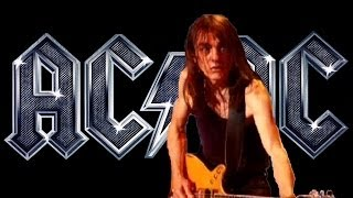 AC/DC Guitarist Malcolm Young ill - Band May Split