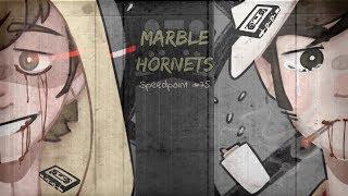 ⊗Marble Hornets⊗ - SPEEDPAINT #75