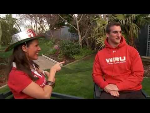 Sam Warburton Interview-Rugby World Cup 2011