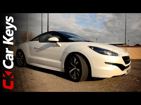 Peugeot RCZ 2013 review Car Keys