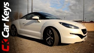 Peugeot RCZ Sports Coupe 2013 Videos