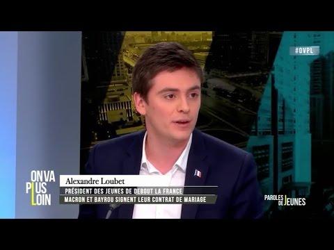 Tf1 Boycott - Agriculture - Bayrou : Alexandre Loubet en débattait sur Public Sénat