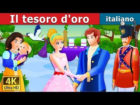 il-tesoro-d'oro-|-storie-per-bambini-|-fiabe-italiane