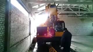 видео Аренда автокрана 350 тонн