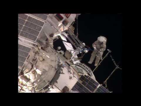 Another Walk in Space for Russian Cosmonauts