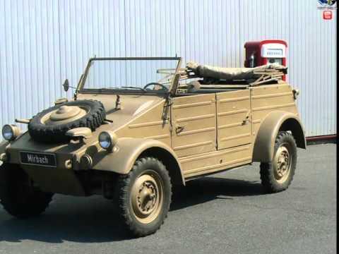 Volkswagen Kubelwagen Typ 82