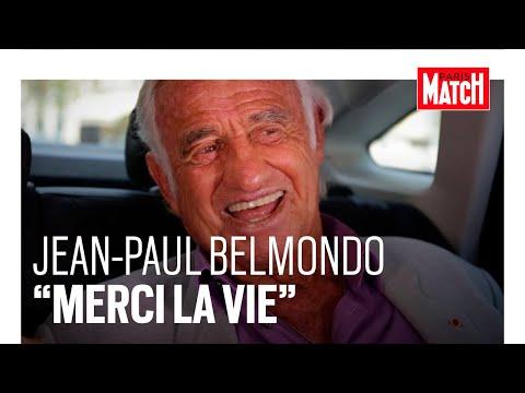 """Jean-Paul Belmondo : """"Vive la vie !"""""""