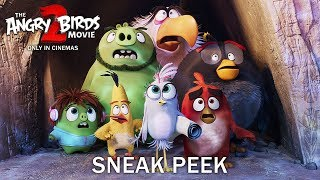 ANGRY BIRDS 2 MOVIE - Exclusive Sneak Peek