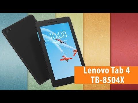 Lenovo Tab 4 TB-8504X Обзор, распаковка и тест в играх | Неплохой бюджетный планшет / навигатор