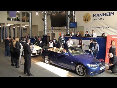 What's Inside A California Dealer's Auto Auction??