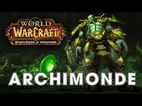 Archimonde HM | Архимонд ХМ (Blood dk PoV)