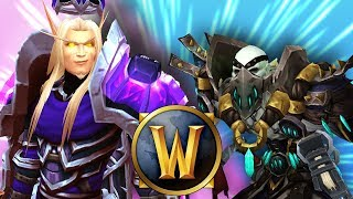 Big Burst PALADIN VS New MAGE! (1v1 Duels) - PvP WoW: Battle For Azeroth 8.1