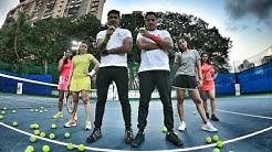 Tennis Premier League 2018   Talent Hunt Highlights