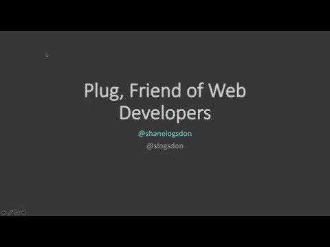 Elixir Louisville: Plug, Friend of Web Developers