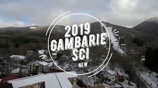 Volando sulle piste di Gambarie d'Aspromonte