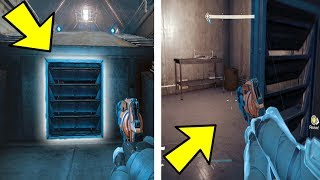 Mysterious New Room Found in Secret Vent! (Destiny)