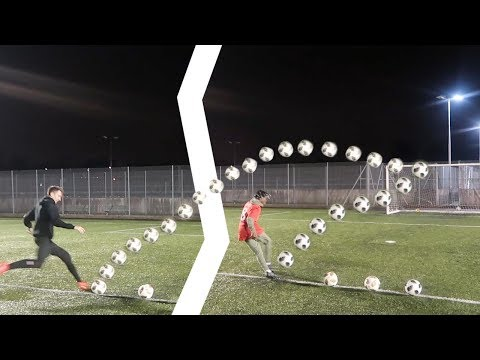 QUICKFIRE FOOTBALL CHALLENGES WITH SIMON, TOBI AND JED!!!