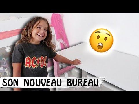 UN NOUVEAU BUREAU POUR JEN / Family vlog