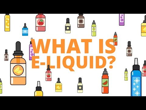 What is E-Liquid?