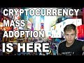 LITECOIN & BITCOIN CRYPTO MASS ADOPTION!!!! App Bringing Crypto To Mainstream Merchants Worldwide