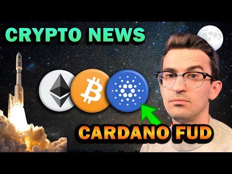 CRYPTO NEWS - Cardano FUD, Greed Rising, NFTs Update