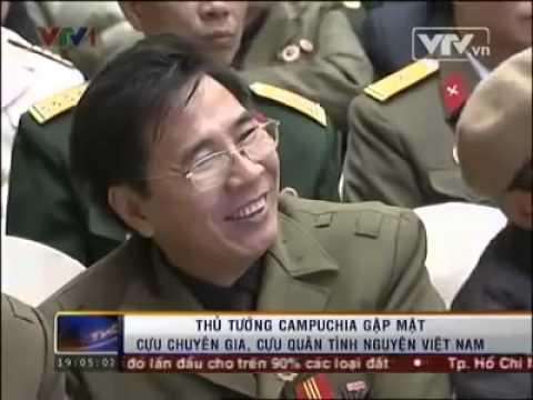 Hun Sen Speak Vietnam Fluently