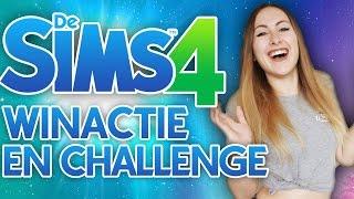 Sims 4 WINACTIE + 'Beauty to Ugly' Challenge!