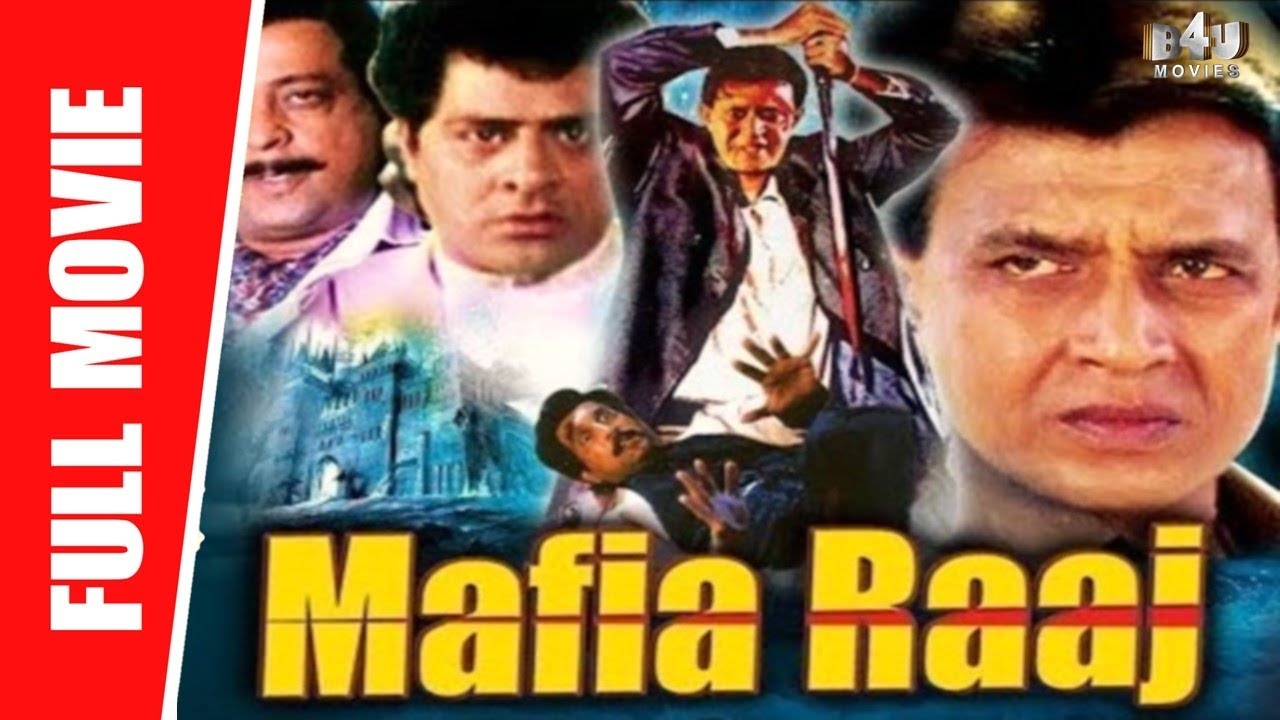 Mafia Raaj - Full Hindi Movie | Mithun Chakraborty, Ayesha Jhulka, Shakti Kapoor | Full HD