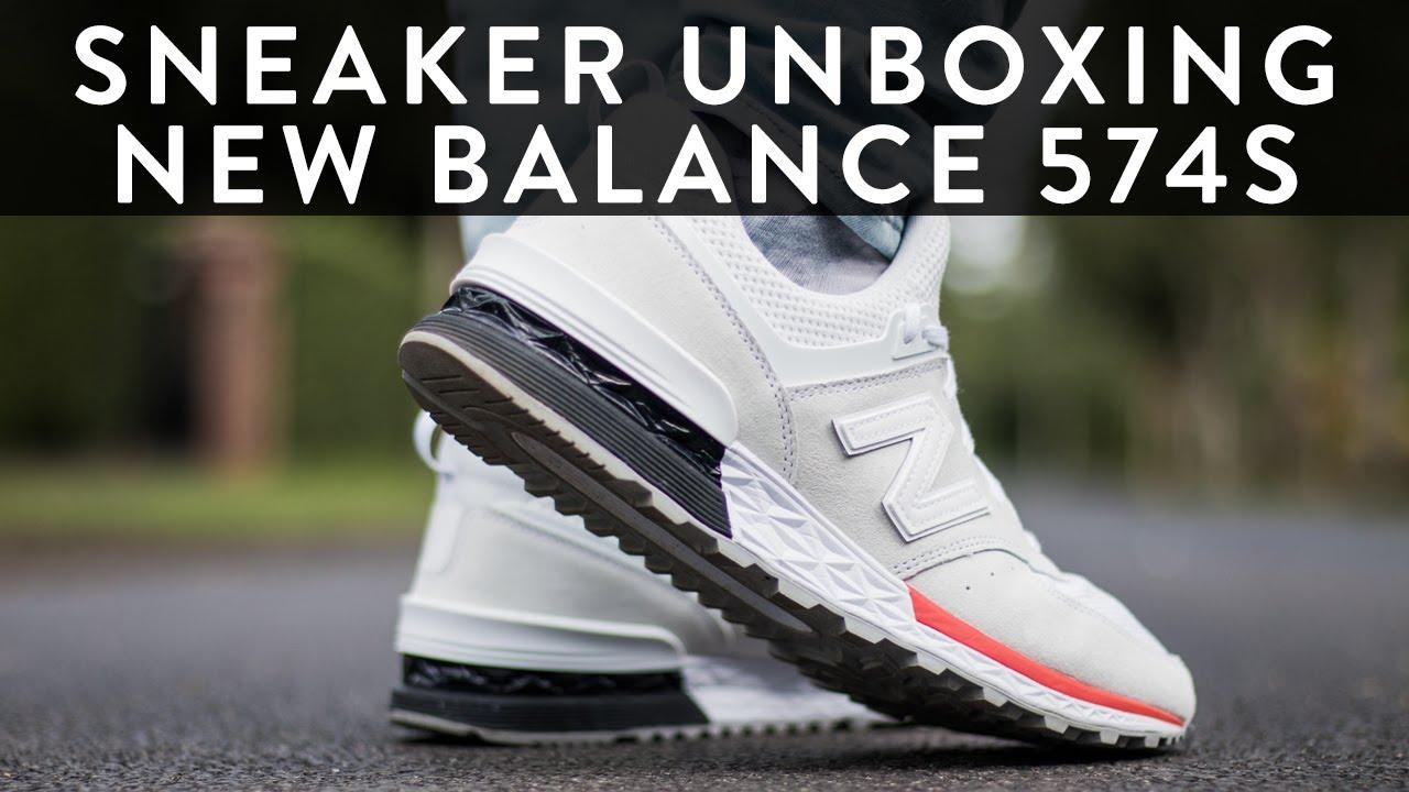 new balance 247 unboxing