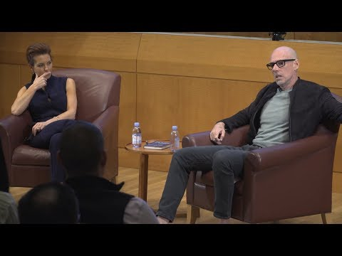 The Algebra of Happiness by Prof. Scott Galloway - Author Lecture Series