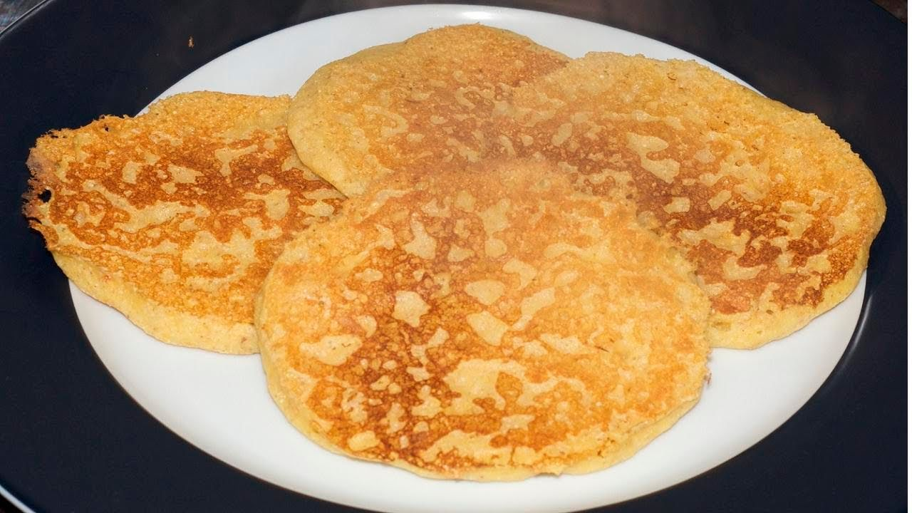 Makai Cheela Or Chilla Corn Pancakes Video Recipe Gluten Free Recipes Youtube
