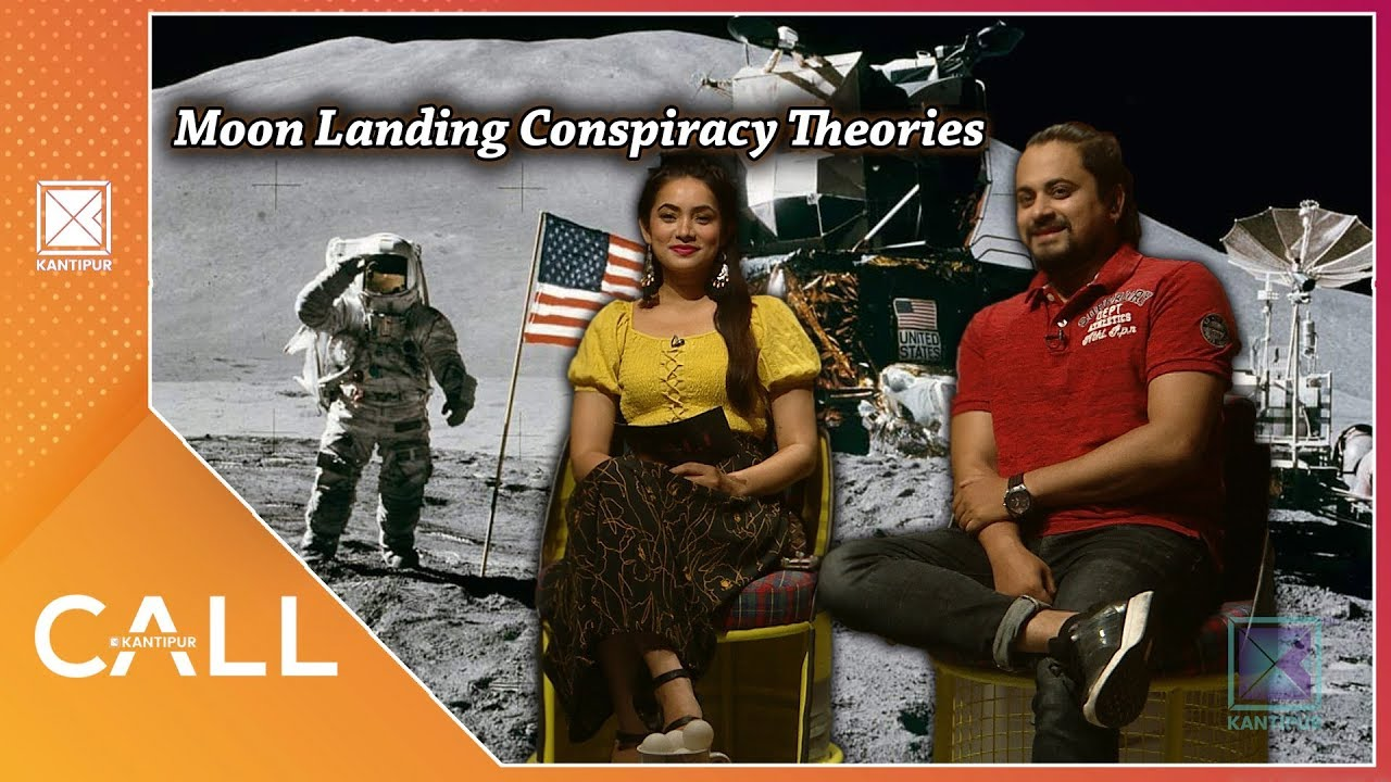 Moon Landing Conspiracy Theories | Freaky Friday | Call Kantipur - 12 July  2019