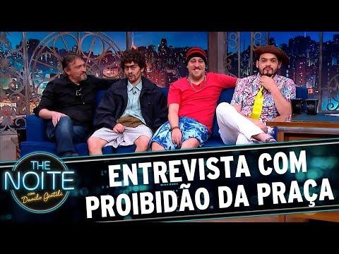 Entrevista com Proibidão da Praça | The Noite (07/09/17)