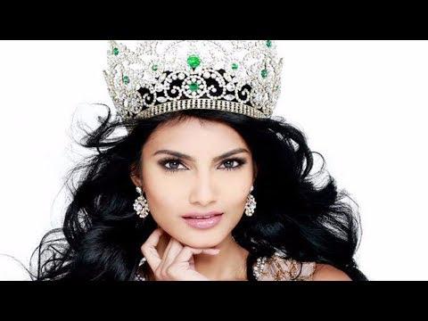 Rafieya Husain crowned Miss Universe Guyana 2017