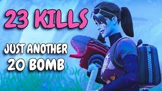 23 Kill solo squad | Your daily 20 bomb!