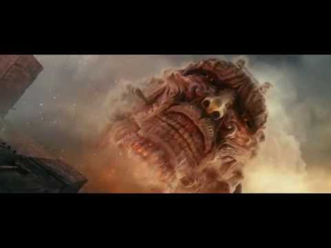 Attack on Titan live-action trailer includes plenty of people-eating nightmare fuel