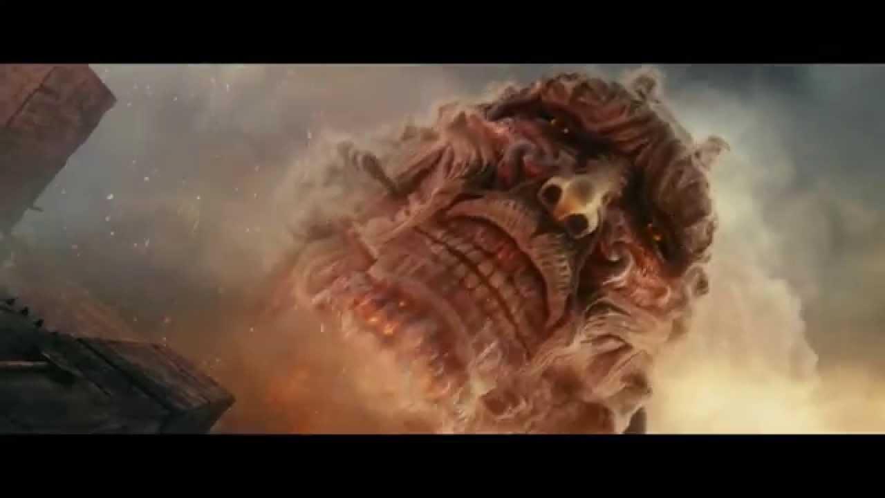 L'attacco dei Giganti  è uscito il nuovo trailer del live action ( Shingeki no Kyojin)