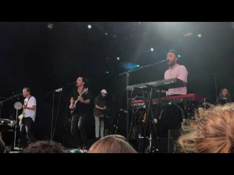 Local Natives - I Saw You Close Your Eyes (Live at Cactus Festival)