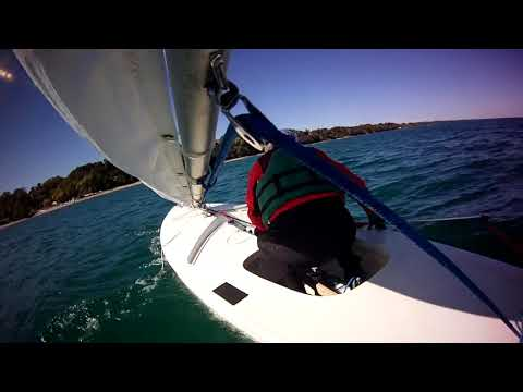 Tack Your Sunfish Step By Step