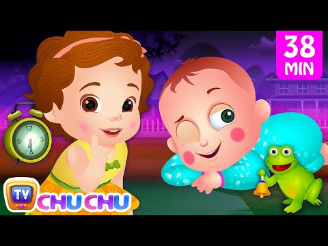 Are You Sleeping (Little Johny)? Plus Many More Nursery Rhymes & Animals songs for Kids by ChuChu TV - วันที่ 07 May 2018