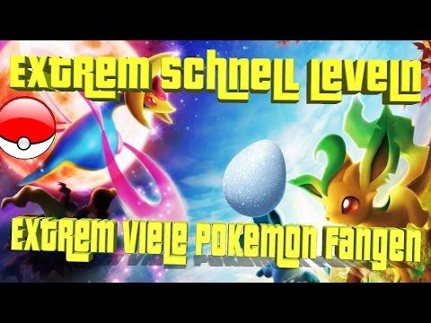 POKEMON GO | PC | EXTREM SCHNELL LEVELN | EXTREM VIELE POKEMON FANGEN | TUTORIAL [Deutsch] [HD] thumbnail