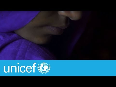 Raped. Parents killed. Forced to flee her home in Myanmar | UNICEF