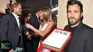 Justin Theroux exposes whirlwind relationship of Aniston and Brad Pitt in forthcoming book - DETAILS