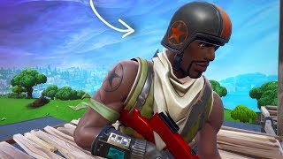 EXTREMELY RARE SKIN - AERIAL ASSAULT TROOPER! (Fortnite)