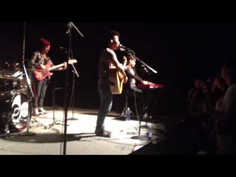 Underneath Your Love-David Choi Live Nashville 2012