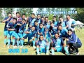 Sub 19 | Fecha 3: Gimnasia de Jujuy 2-1 Central Norte | Torneo Regional del NOA